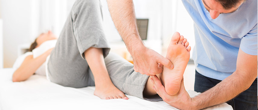 Are Your Feet Killing Your Back?