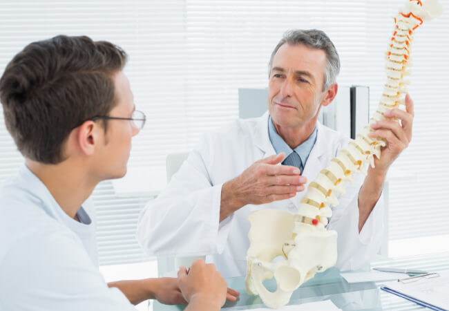 A Healthy Spine Prevents Back Pain